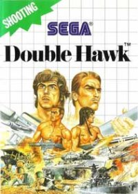 Double Hawk Master System