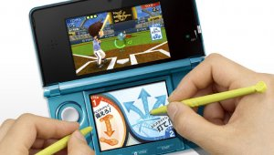 Deportes con doble stylus en 3DS: Touch!! Double Pen Sports