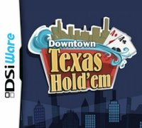 Downtown Texas Hold'em Nintendo DS