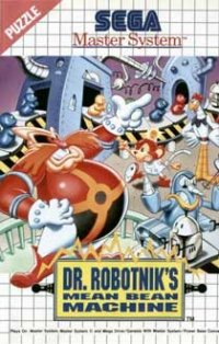Dr. Robotnik's Mean Bean Machine Master System