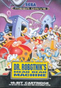 Dr. Robotnik's Mean Bean Machine Mega Drive