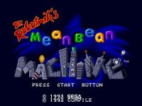 Dr. Robotnik's Mean Bean Machine Wii