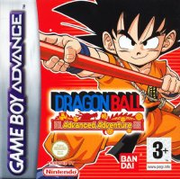 Dragon Ball: Advanced Adventure Game Boy Advance