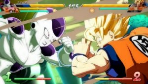 Dragon Ball Fighter Z muestra su primer gameplay en la conferencia de Microsoft