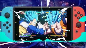 Nintendo Switch: Dragon Ball FighterZ muestra su tráiler de lanzamiento