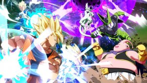 Dragon Ball FighterZ se luce en la BGW