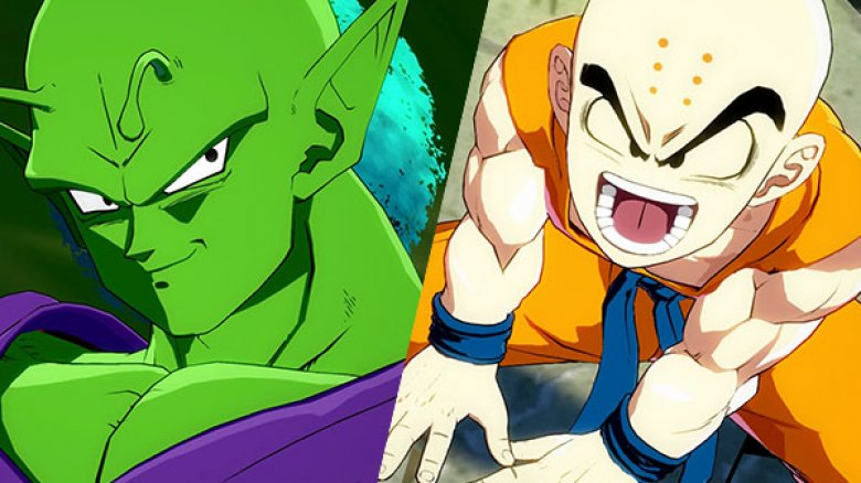 Dragon Ball FighterZ; Revelados nuevos detalles de Piccolo y Krillin