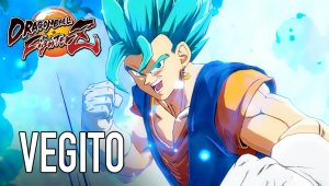 Dragon Ball FighterZ - Vegetto SSGSS muestra sus habilidades en vídeo