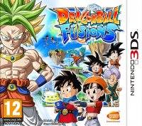 Dragon Ball: Fusions Nintendo 3DS