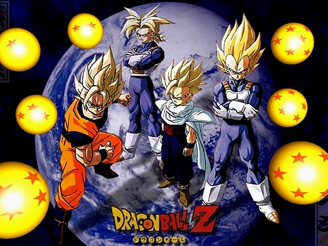 Arte Dragon Ball