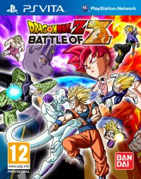 Dragon Ball Z: Battle of Z PS Vita