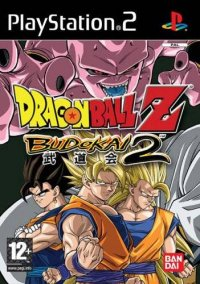 Dragon Ball Z: Budokai 2 Playstation 2