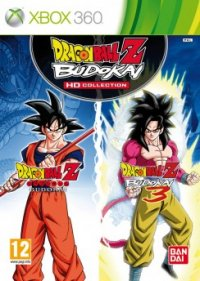 Dragon Ball Z Budokai HD Collection Xbox 360