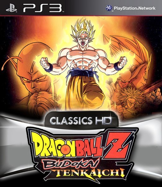 Dragon Ball Z Budokai Tenkaichi HD Collection