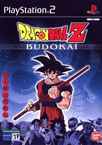Dragon Ball Z: Budokai Playstation 2