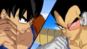 Vegeta alcanza el Super Saiyan 3 en 'Dragon Ball: Raging Blast'