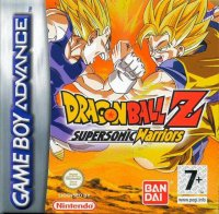 Dragon Ball Z: Supersonic Warriors Game Boy Advance