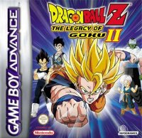 Dragon Ball Z: The Legacy of Goku II Game Boy Advance