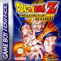 Dragon Ball Z: The Legacy of Goku Game Boy Advance