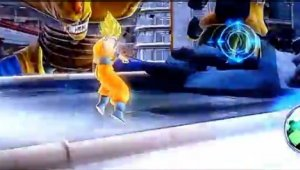 Metal Coola y Hidegarn en Dragon Ball Z: Ultimate Tenkaichi