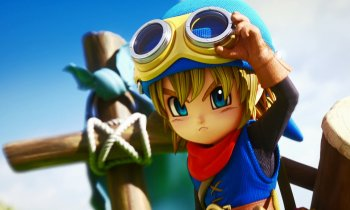 Dragon Quest Builders nos muestra 20 minutos de gameplay en Nintendo Switch