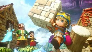Dragon Quest Builders se lleva un 36/40 de Famitsu