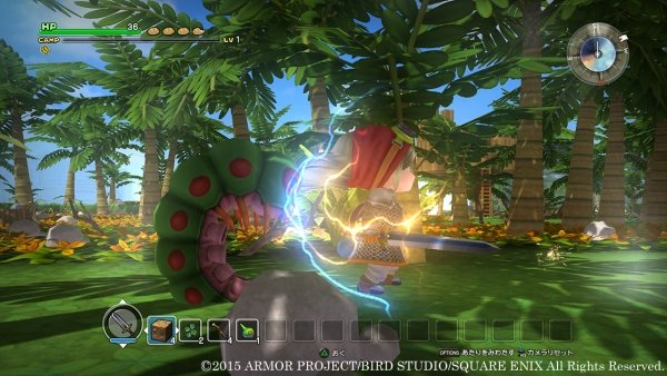 Dragon Quest Builders: Revive Alefgard