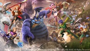 Dragon Quest Heroes II estrena demo en PlayStation 4