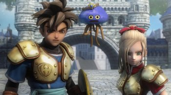 ¿Dragon Quest Heroes pone rumbo a PC?