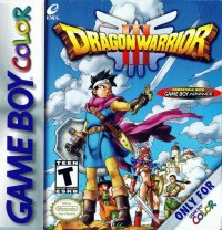 Dragon Quest III Game Boy Color