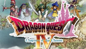 Trailer y fecha europea de Dragon Quest IV