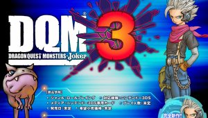 Dragon Quest: Monsters Joker 3 Professional recibe fecha de lanzamiento japonesa