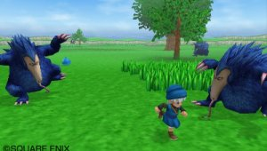 Dragon Quest Monsters 3D permitirá importar datos de Monsters Joker 2