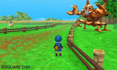 Dragon Quest Monsters Terry's Wonderland 3D