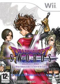 Dragon Quest Swords Wii