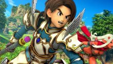 Dragon Quest X se muestra en movimiento en Nintendo Switch y PS4