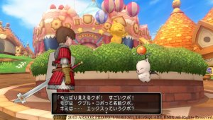 Dragon Quest X; su llegada a Occidente dependerá de los fans