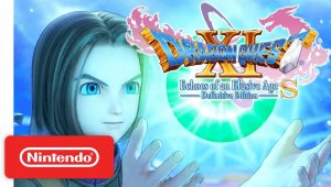 E3 2019: Dragon Quest XI S anuncia fecha de lanzamiento definitiva para Nintendo Switch