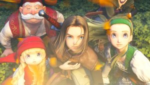 Top ventas juegos Japón (14-08 al 20-08): Dragon Quest XI prolonga su dominio