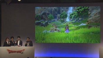 Dragon Quest XI anunciado para PS4, Nintendo 3DS y Nintendo NX