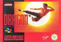 Dragon: The Bruce Lee Story Super Nintendo