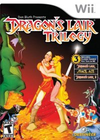 Dragon's Lair Trilogy Wii