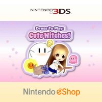 Dress to Play: Cute Witches! Nintendo 3DS