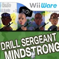 Drill Sergeant Mindstrong Wii