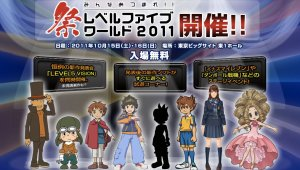 Time Travelers y Fantasy Life serán jugables en el Level-5 World 2011