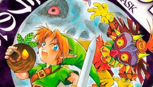 Capítulo descartado del manga de The Legend of Zelda: Majora's Mask