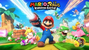 Se filtra la primera imagen del rumoreado Mario + Rabbids Kingdom Battle para Nintendo Switch