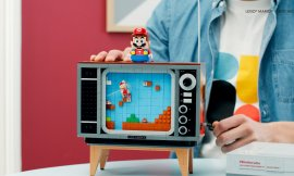 LEGO Super Mario: Presentado el set LEGO Nintendo Entertainment System