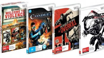 Sega ofrecerá un pack con Madworld, HotD: Overkill y The Conduit
