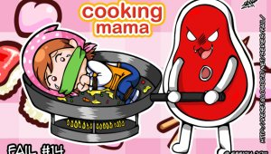 Cooking Mama 4 para Nintendo 3DS llegará a occidente